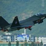 China quer usar o caça FC-31 nos seus futuros porta-aviões