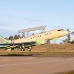 VÍDEO: Voa segunda aeronave GlobalEye