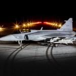 Saab apresenta proposta do Gripen E/F para o HX da Finlândia