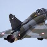 Acidente com Mirage 2000D da Força Aérea Francesa