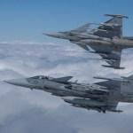 Aumentam as chances do Gripen na Croácia se negócio dos F-16s israelenses for cancelado