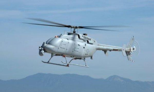 mq 8c fir 1548927444 600x358 - Marinha dos EUA encomenda mais cinco MQ-8C Fire Scout