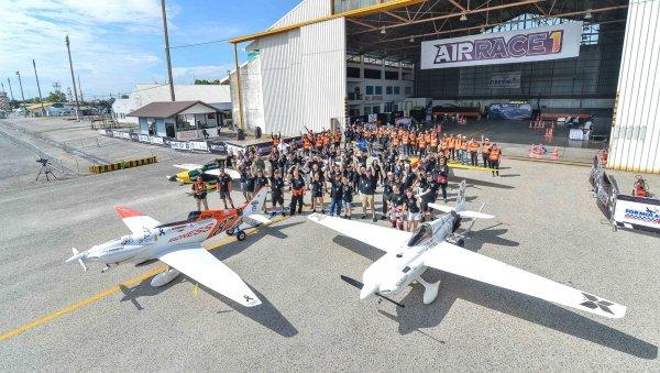 Air Race 1 600x339 - Airbus cria a primeira corrida de aviões elétricos com a Air Race E