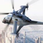 Airbus RACER deverá participar do programa FARA do Exército dos EUA