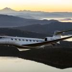 Gulfstream G650ER demonstra excelente desempenho de ultralongo alcance e alta velocidade