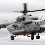Força Aérea Indiana perde um helicóptero Mi-17
