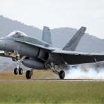 RCAF começará a receber os Hornets ex-RAAF