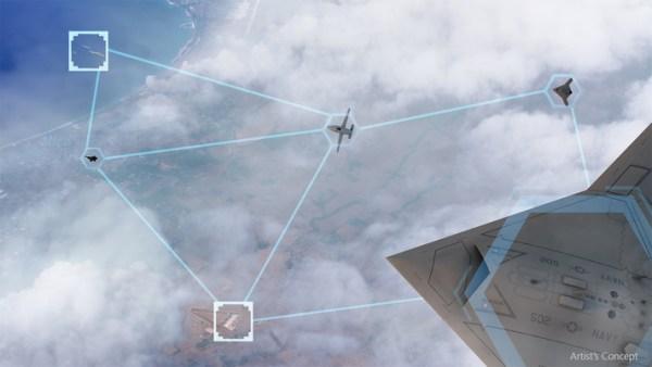 autonomous software for air mission planning 600x338 - DARPA concede contrato para BAE Systems desenvolver software autônomo para planejamento de missão aérea