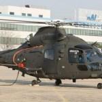 Helicóptero Armado Leve (LAH) da KAI inicia testes de motores