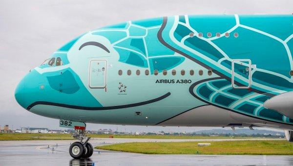 ANA 2nd A380 2 600x340 - All Nippon Airways recebe seu segundo A380 especialmente pintado