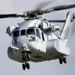 Helicóptero CH-53K King Stallion oficialmente proposto para Alemanha