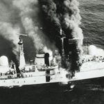 GUERRA DAS FALKLANDS/MALVINAS: As falhas que culminaram com o afundamento do HMS Sheffield