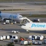 Gigante do comércio eletrônico Amazon construirá seu próprio hub de carga