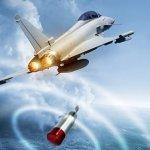 Leonardo testa o sistema de contramedida BriteCloud 55 nos caças Typhoon da RAF