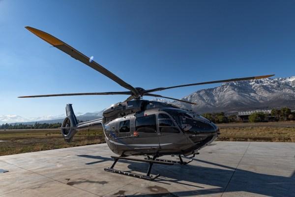 203930 1 600x400 - Airbus inicia campanha de voo de alta altitude do novo H145 no Chile