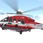 PARIS AIR SHOW: Corpo Nacional de Bombeiros da Itália encomenda cinco adicionais helicópteros AW139