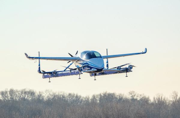 Aurora vtol image 14 600x394 - Protótipo autônomo da Boeing cai durante voo de testes