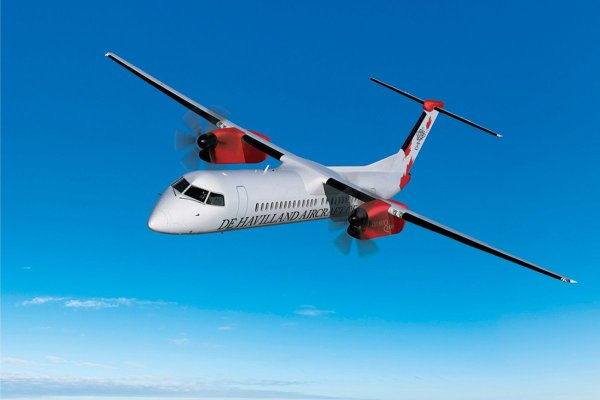 DeHavillandCanada Dash8 400 600x400 - PARIS AIR SHOW: TAAG Angola adquire seis Dash 8-400 da De Havilland