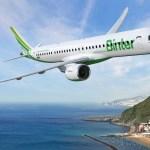 PARIS AIR SHOW: Embraer e Binter assinam pedido firme para dois novos jatos E195-E2