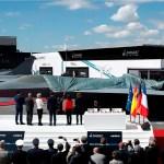 PARIS AIR SHOW: Dassault e Airbus apresentam mock-up do novo caça NGF