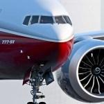 Problemas no motor GE9X podem atrasar primeiro voo do 777X previsto para 26 de junho