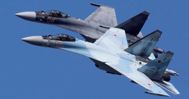 2019080117 russia military.h - Turquia avalia proposta russa de jatos Su-35