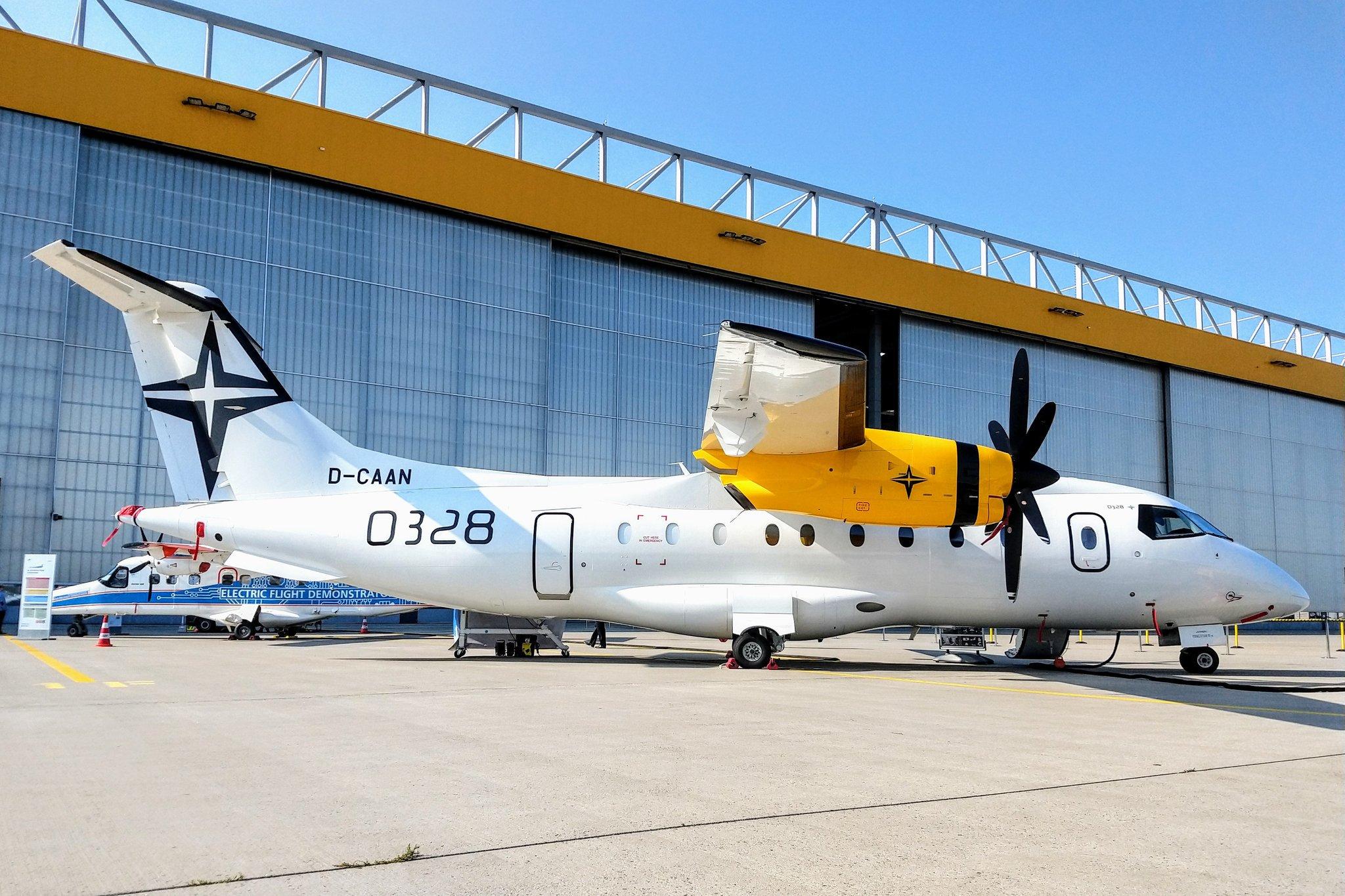 Aeronave regional Do328 será revivida na Alemanha como D328Neu