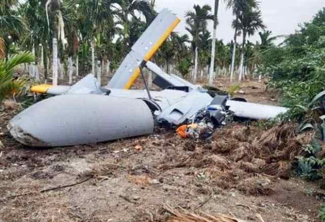 drdo plane crash 660 091719103510 - Acidente com UAV Rustom-2 em desenvolvimento na Índia