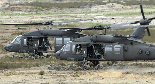 1046242299 - EUA aprovam venda de dois helicópteros UH-60M Black Hawk para Croácia