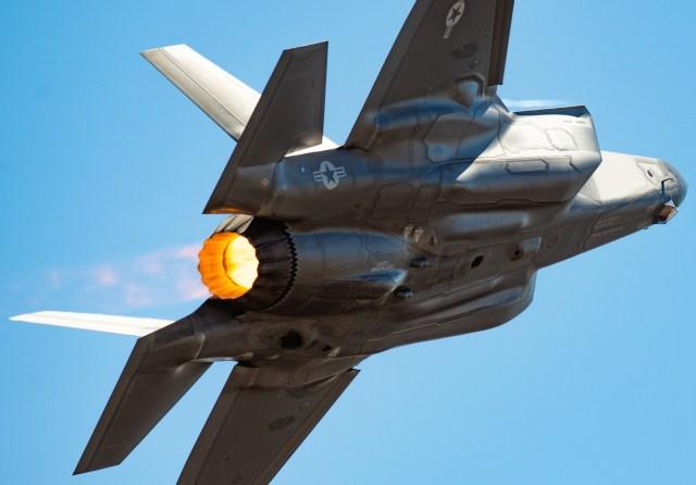 4774906 - Pratt & Whitney recebe maior contrato de produção de motores F135 até o momento