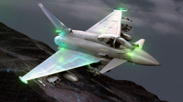 EuroDASS Praetorian Evoluti 800x445 - Lançado conceito para as futuras ajudas defensivas do Typhoon