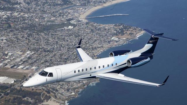 large 1888 b5e8c - Embraer autoriza Jet Flight Service a expandir suporte para jatos Legacy 600/650 em Moscou