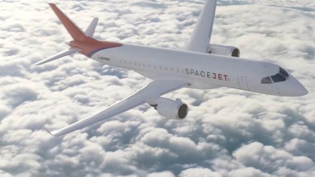 spacejet - Companhia aérea dos EUA cancela pedido de até 100 aeronaves SpaceJet M90