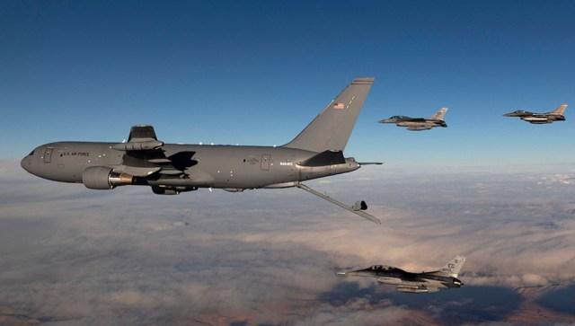 yourfile 4 - USAF coloca KC-46 na fase de teste e avaliação operacional