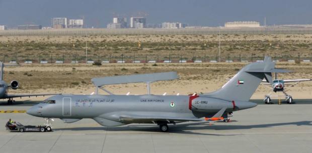 1776753206 - Emirados Árabes Unidos negociam compra adicional de aeronaves GlobalEye e A330MRTT