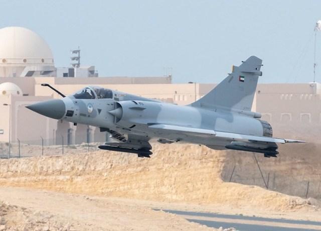 207533 1 - Emirados Árabes Unidos anuncia acordo para modernização da frota de caças Mirage 2000-9