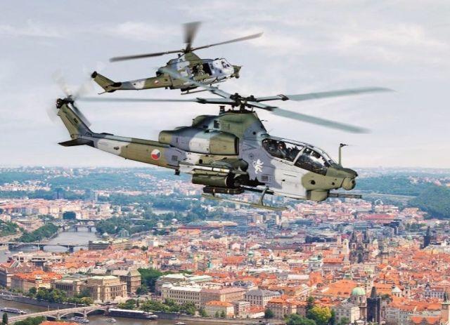73240366 3173662212660291 2682165221895700480 o - República Checa assinará em breve contrato de compra dos helicópteros H-1