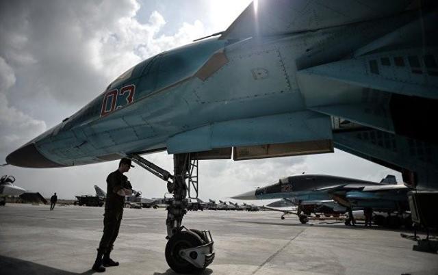 russian jets base - Rússia deve arrendar nova base aérea militar na Síria
