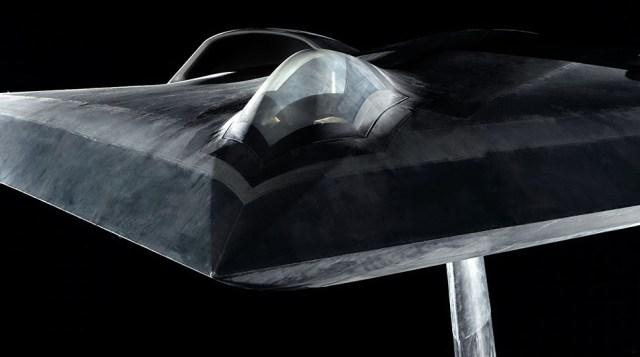 yourfile 7 - IMAGENS: Airbus apresenta conceito de UAV furtivo designado LOUT