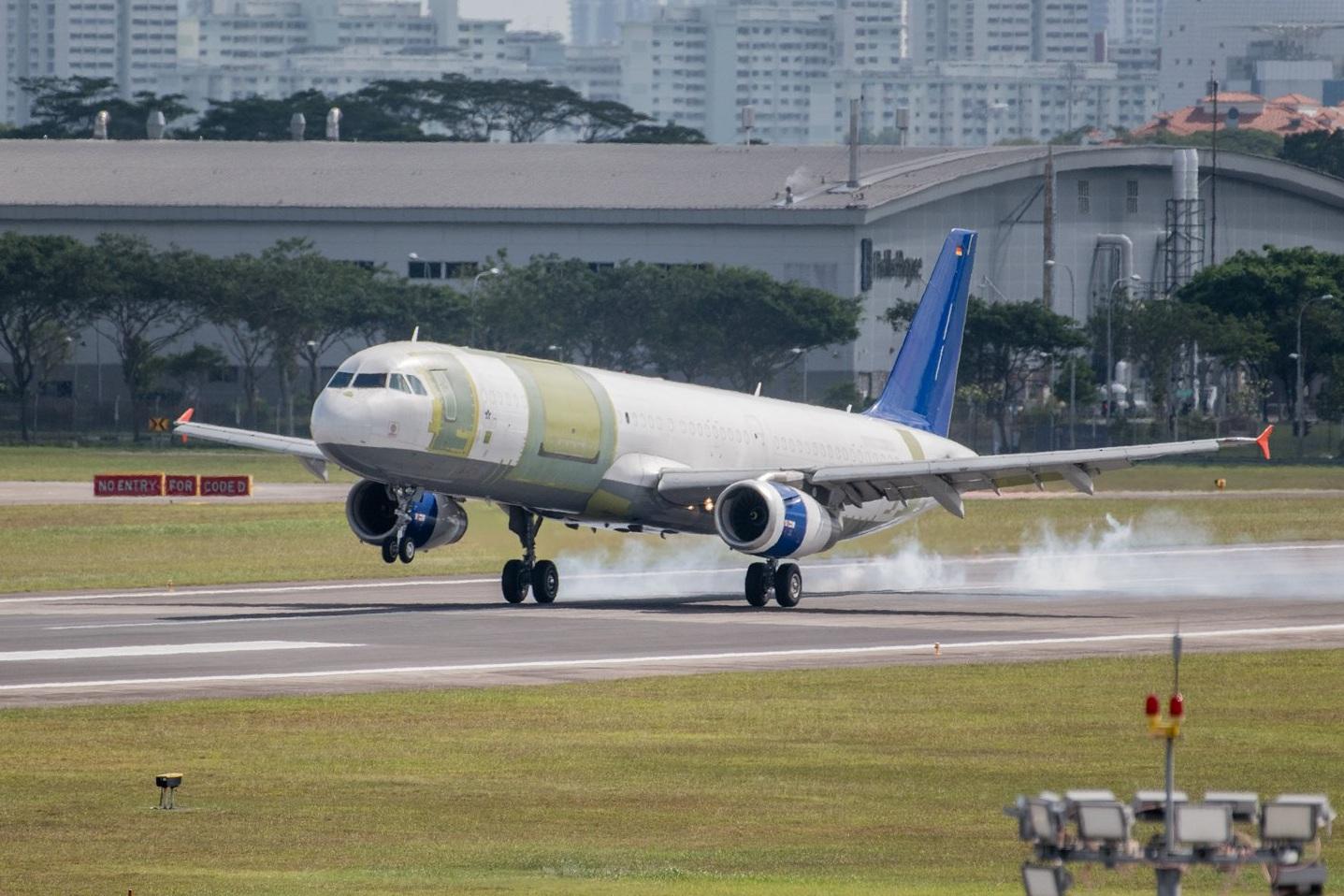 Resultado de imagen de singapore airshow Embraer