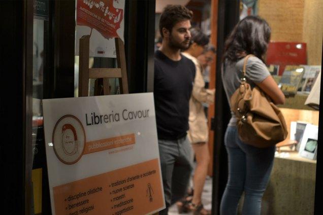 Inaugurazione Libreria Esoterica in Corso Cavour a Perugia - 01