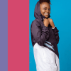 Colorblock Longline Hooded Windbreaker