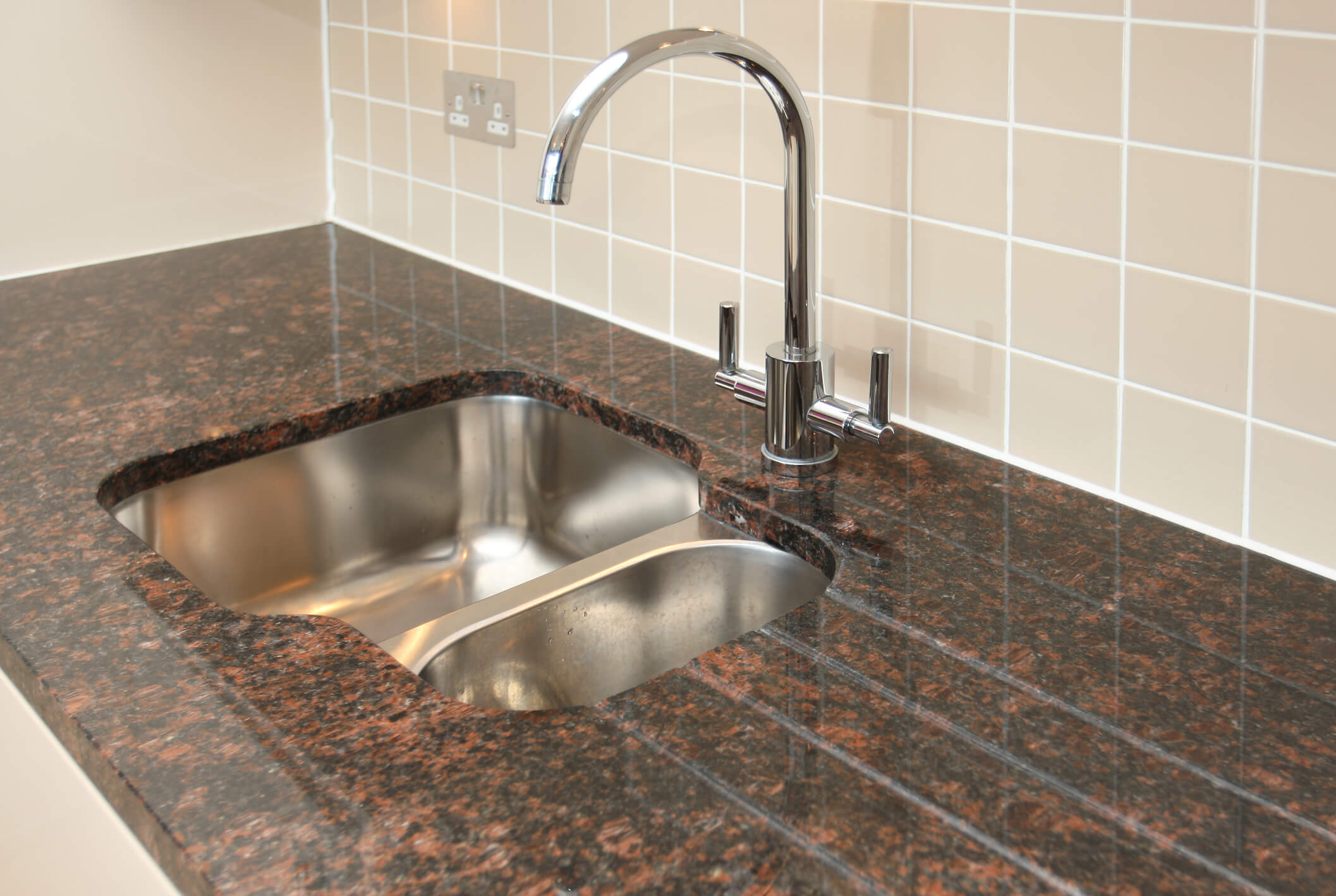 right sink for your stone worktops