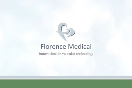 Sample Medical Device Business Plan   Pitch Deck   Cayenne Consulting Florence Medical Pitch Deck   Investor Presentation