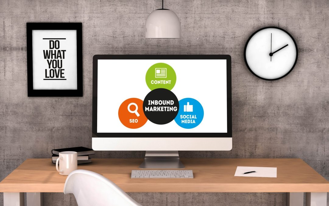 Infographic for Inbound Marketing for Higher Education