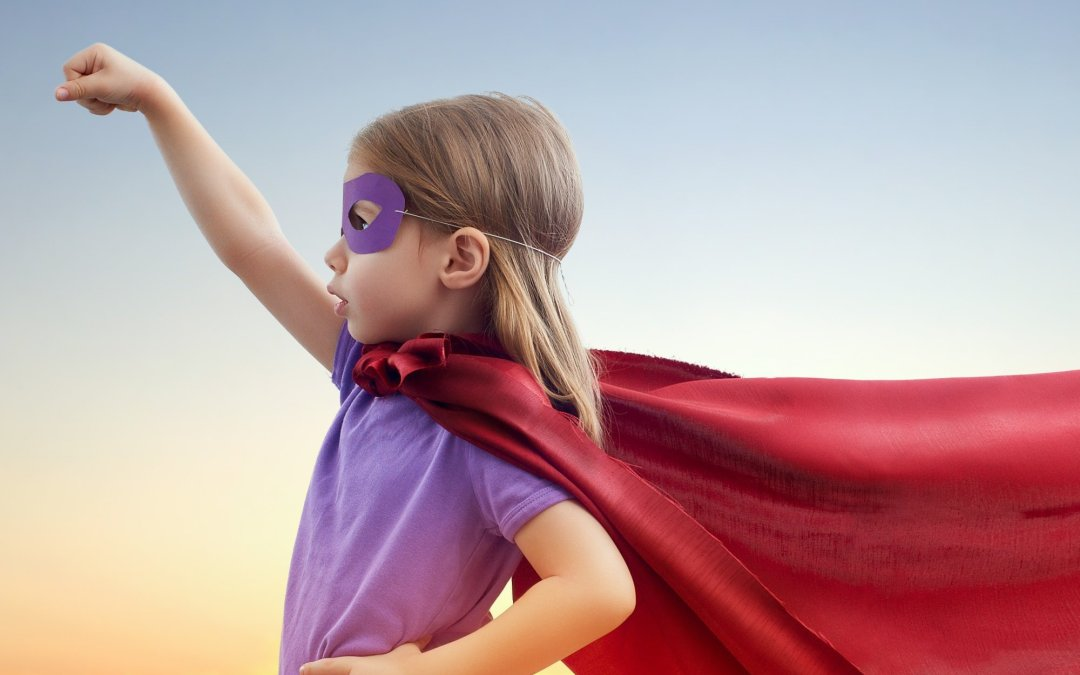 The Super Hero of Your Education Website: The Infographic