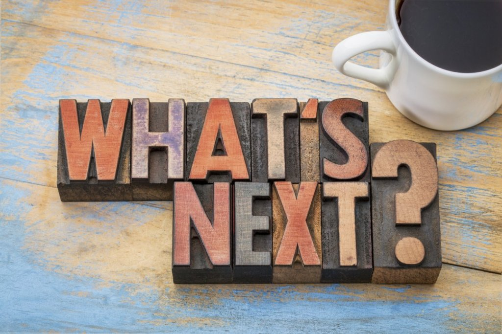 Get some coffee and think of what's next for your education marketing plan.