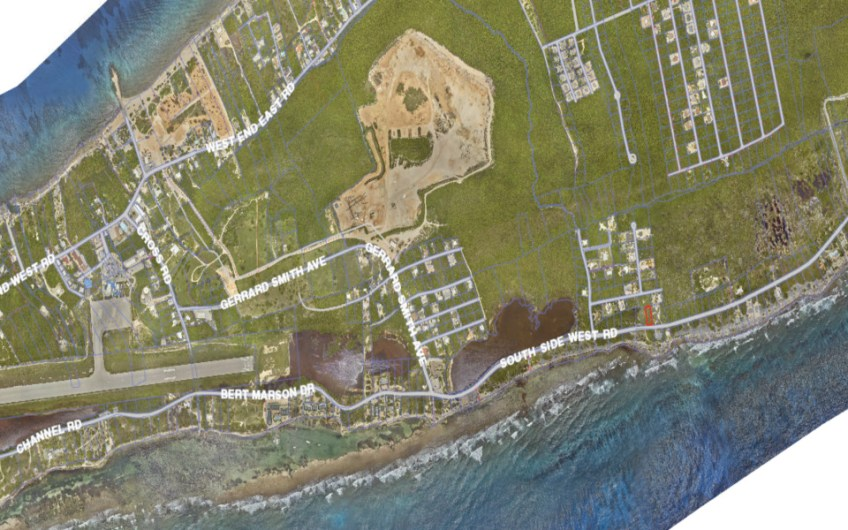 Another beautiful Cayman Brac lot