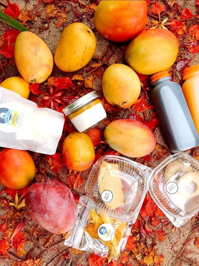 Mango Monday – yes!