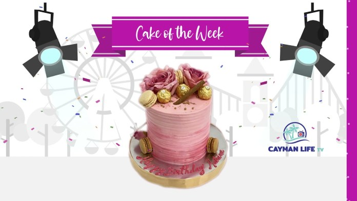 Mothers Make the World Go Round – Carousel Cake of the Week